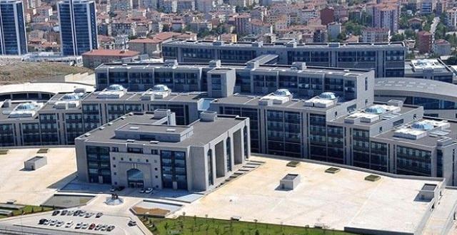 "Anadolu Adalet Sarayı'nda ""FETÖ/PDY"" operasyonu"
