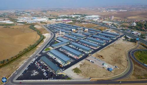 Avrupa'nın en büyük otomobil merkezi Otonomi açıldı