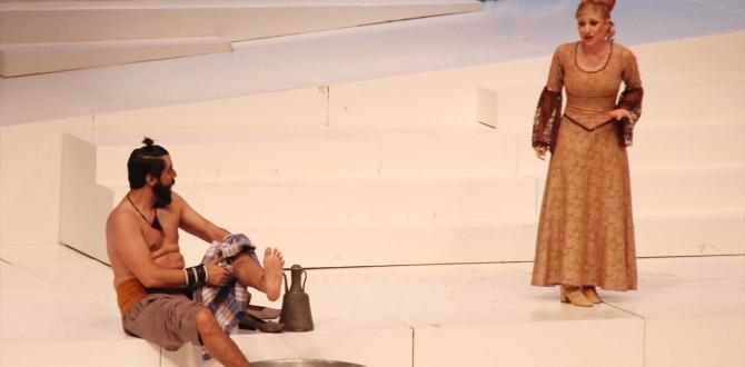 """ANTDOB'da """"Saraydan Kız Kaçırma"""" operası"""