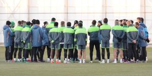 Atiker Konyaspor, Gent maçına hazır
