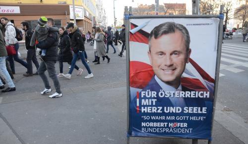 Avusturya'da cumhurbaşkanı seçimi