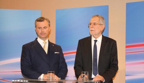 Avusturya'daki cumhurbaşkanlığı seçimi