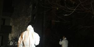 Bağcılar'da yanmış erkek cesedi bulundu