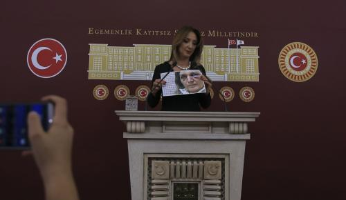 Bağımsız Ankara Milletvekili Nazlıaka: