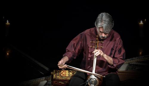 Bağlama sanatçısı Erzincan'ın İran konseri