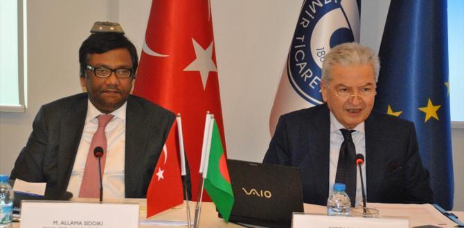 """""""Bangladeş Ticaret ve Yatırım Potansiyeli Toplantısı"""""""