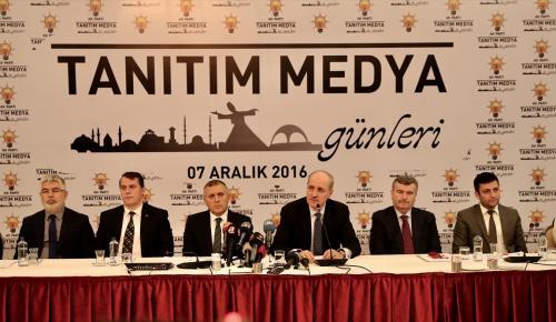 Başbakan Yardımcısı Kurtulmuş Konya'da: