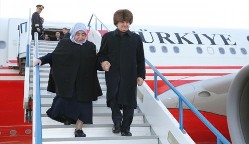 Başbakan Yıldırım Tataristan'a geldi