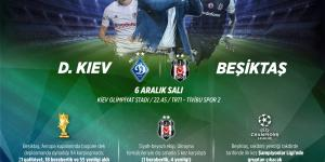 GRAFİKLİ – Beşiktaş, Avrupa kupalarında 190. maçına çıkıyor