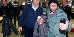 Beşiktaş, Ukrayna'ya gitti