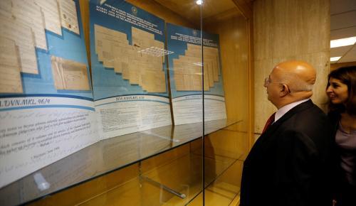 """Beyrut'ta """"1516: Ortadoğu'yu ve dünyayı değiştiren yıl"""" konferansı"""