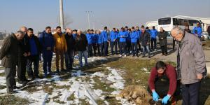 Boluspor, Adana Demirspor maçı hazırlıklarını tamamladı