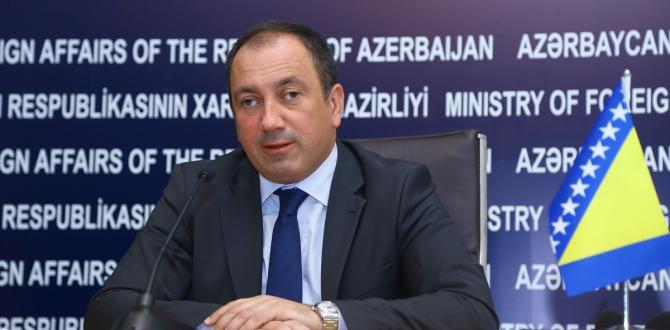 Bosna Hersek ve Azerbaycan ticari ilişkileri geliştirecek