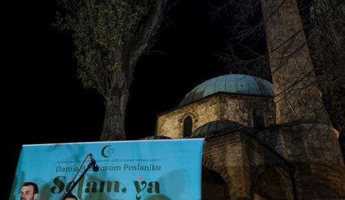 """Bosna Hersek'te """"Selam ya Resulallah"""" etkinliği başladı"""