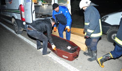 Bursa'da trafik kazası: 4 ölü, 1 yaralı