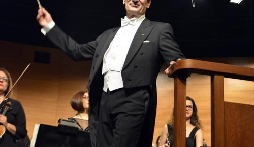 Bursa'da Veriko Tchumburidze konseri