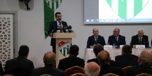 Bursaspor Kulübü Divan Kurulu Toplantısı