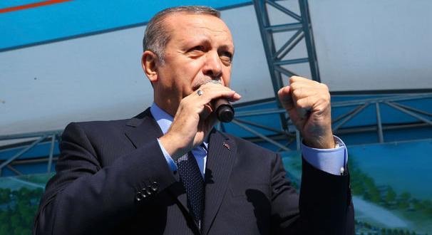 Cumhurbaşkanı Erdoğan: 'ByLock'tan yakalananlar gelip bana ağlamasın'