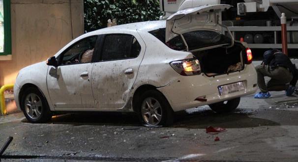 Çağlayan'da benzin istasyonunda EYP'li saldırı