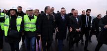 Çalışma ve Sosyal Güvenlik Bakanı Müezzinoğlu, Edirne'de