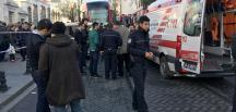 Çemberlitaş'ta tramvayın çarptığı kişi öldü