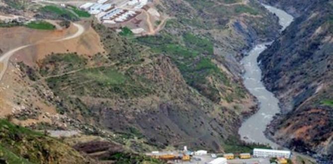 Norveçlinin sattığı Çetin Barajı'nı Limak alıyor