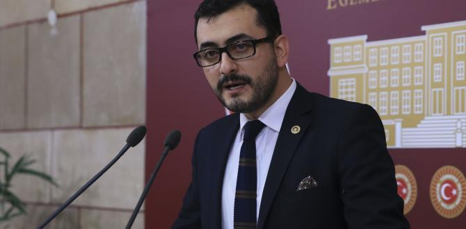 CHP İstanbul Milletvekili Erdem: