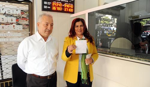 CHP'li Çerçioğlu'ndan Türk lirasına destek