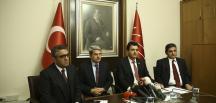 Darbe Girişimini Araştırma Komisyonun CHP'li üyelerinden ortak açıklama