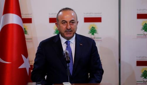 Dışişleri Bakanı Çavuşoğlu, Lübnan'da