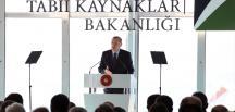 İzmir'de doğalgaz depolama yatırımları açılış töreni