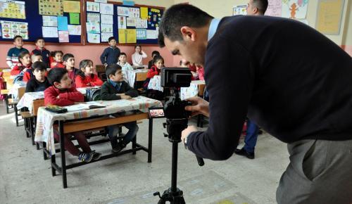 """""""Doğu'da öğretmen olmayı"""" kısa filmle anlattılar"""