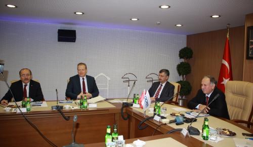 DOKA Yönetim Kurulu Toplantısı