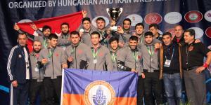 Dünya Kulüpler Grekoromen Güreş Şampiyonası
