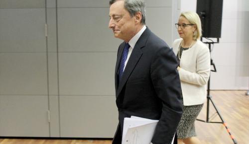 ECB Başkanı Draghi: