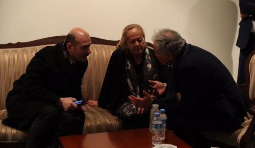 Eski TBMM Başkanı Sezgin'in vefatı