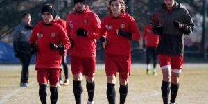 Eskişehirspor'da Samsunspor maçı hazırlıkları