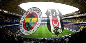Fenerbahçe – Beşiktaş maçı saat kaçta? Hangi kanalda?
