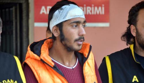 """Fenomen """"Adanalı gaspçı"""" yine tutuklandı"""