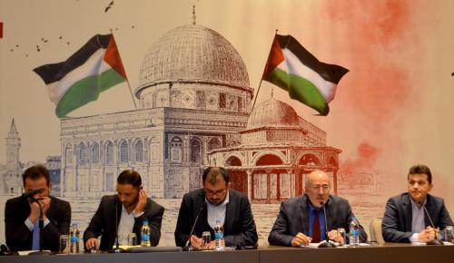 Filistinli mağdur aileler yaşadıklarını anlattı