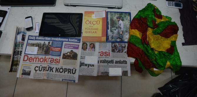 GÜNCELLEME – Gaziantep'teki terör operasyonu