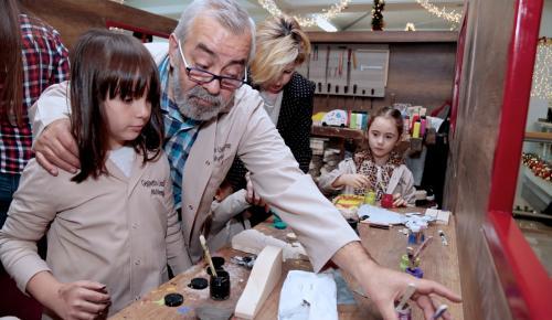 """""""Geppetto Usta'nın Atölyesi"""" ile çocuklar oyuncaklarını paylaşacak"""