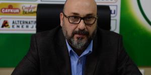 Giresunspor'da futbolcular ve teknik heyete para cezası