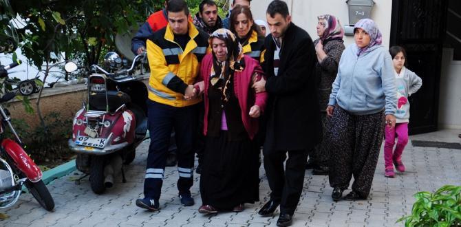 Şehit Er Mutlu'nun acı haberi Antalya'ya ulaştı