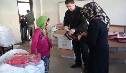 """""""Halep İçin Dua Et Kardeşliğini Göster"""" kampanyası"""