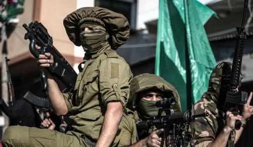 Hamas'ın kuruluşunun 29. yıl dönümü