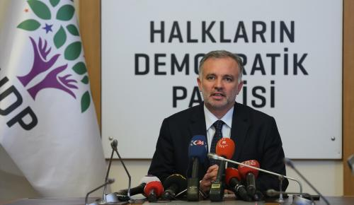 HDP Sözcüsü Bilgen:
