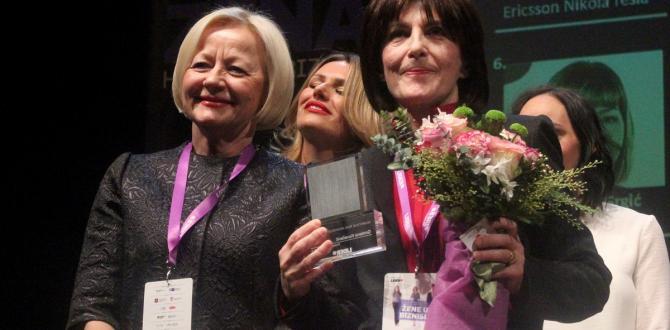 """Hırvatistan'da """"İş Dünyasında Kadın"""" konferansı"""
