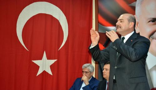 İçişleri Bakanı Soylu, Diyarbakır'da:
