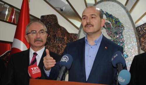 İçişleri Bakanı Soylu, Mardin'de: